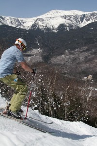 Alpine Skiing in White Mountains