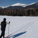 Crosscountry Skiing at Great Glen Trails
