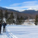 Great Glen Trails snowshoeing