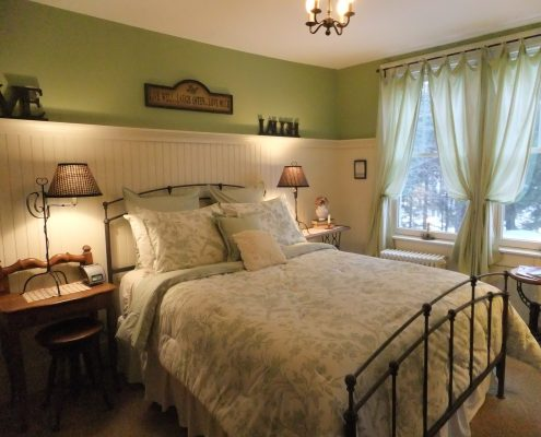 Cozy Guest Rooms