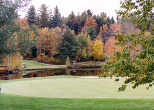 Free Golf in the White Mountains at the Covered Bridge House